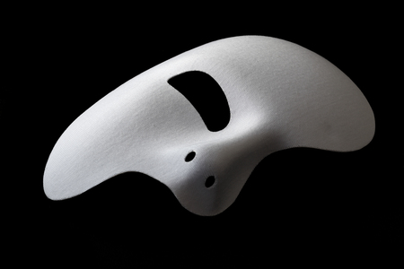 white mask: White Mask
