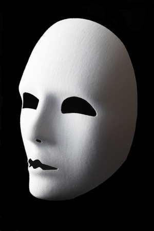 disguises: White Mask