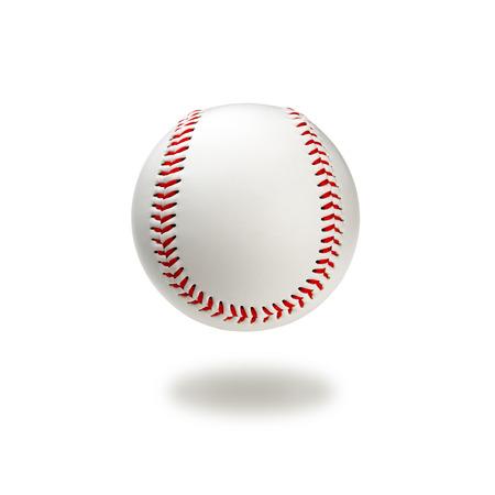 actividades recreativas: pelota de béisbol con el camino de recortes