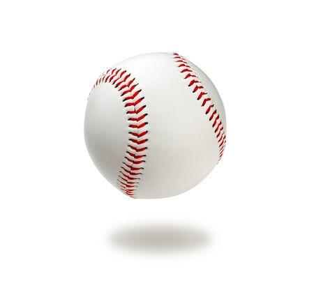 actividades recreativas: Baseball ball with clipping path