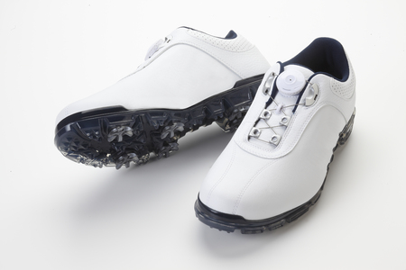 Golf schoen Stockfoto