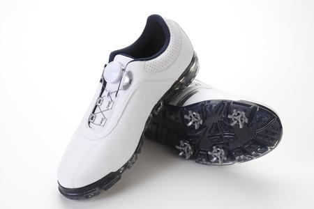 Golf shoe Stock Photo