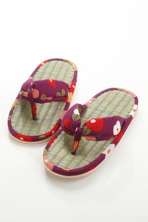 Zori, Japanese sandals Stock Photo