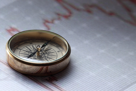 NavigationMagnetic compass on Graph