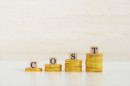 Cost up-and-down image