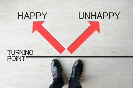 Businessman's Happiness Image