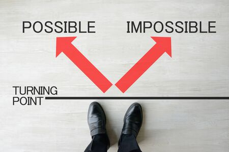 Business Image - Possible or Impossible