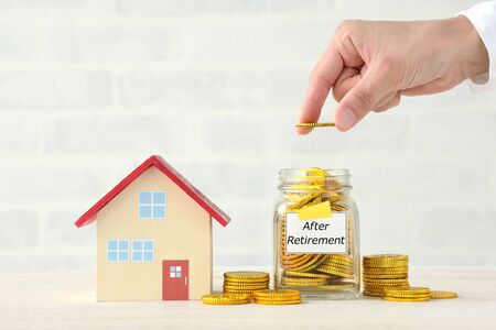 Housing and retirement fund preparation