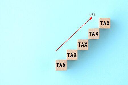 Tax-up image Standard-Bild