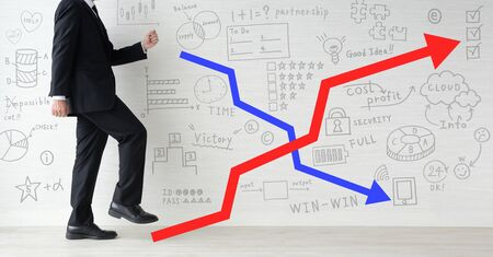 Business Image - Up and Down