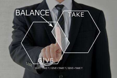 Give and Take Balance