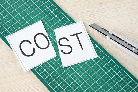 Business Image - Cost Cutting