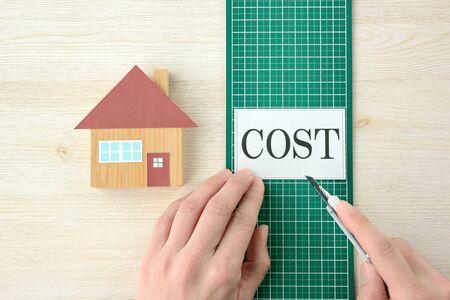 Cost cut of custom houses