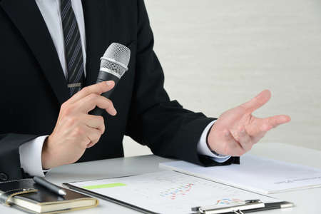 Business Image - Internal Presentations and Meetings