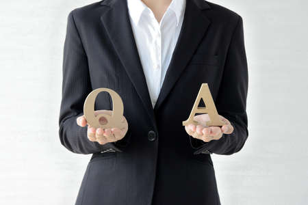 Business Image - Questions and Answers