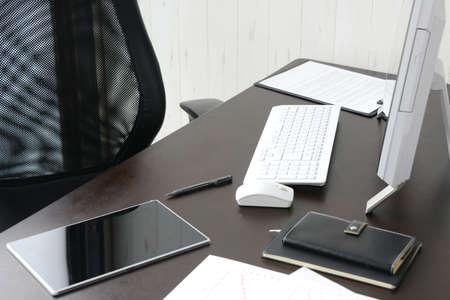 Unattended Office Desks