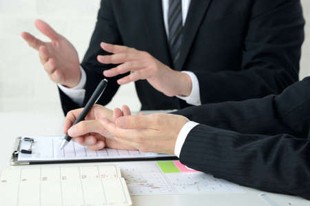 Business Image - Meeting & Consulting 版權商用圖片