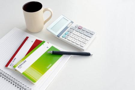 Rethinking Household Finances - Unmanned Desks and Passbooks