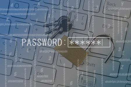Password security de-security image