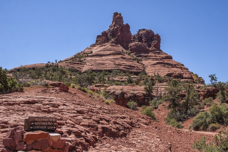 Bell Rock in Sedona USA photo