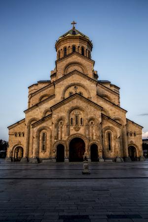 tbilisi: Cattedrale della Santissima Trinit� Georgia