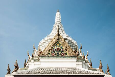 thaiart: The city pillar shrine, Bangkok, Thailand