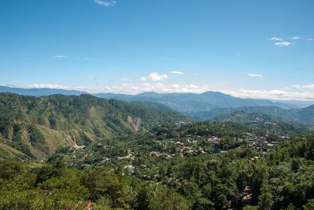 gold mine: Mine View Park is abandoned gold mine, become  to be an attraction point at Baguio, Philippine