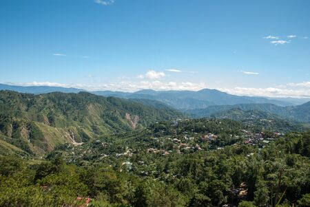 philippine: Mines View Park is abandoned gold mine, become  to be an attraction point at Baguio, Philippine