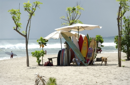 Surfboard Beach photo