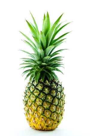 hawaiana: piña fresca Foto de archivo