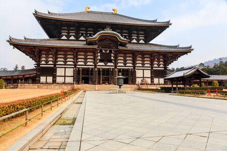 todaiji: Todaiji temple, japan