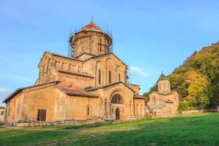 gelati: Main Church in Gelati Monastery Complex near Kutaisi, Georgia