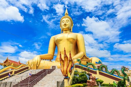 ang thong: The Biggest Seated Buddha Image in Thailand