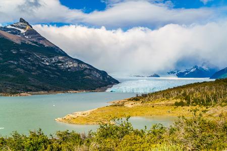 argentinian: Perito Moreno Glacier in the Argentinian Patagonia Argentina