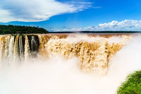 argentinean: Iguazu Falls, this picture was taken on Argentinean side