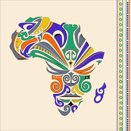 africa Stock Vector - 9400828