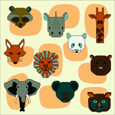 animal Stock Vector - 9400829