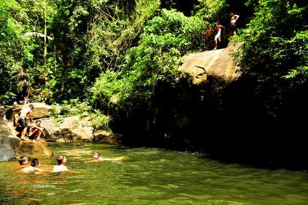cataract falls: waterfall, cascade, fall, cataract, stone, rock, boulder