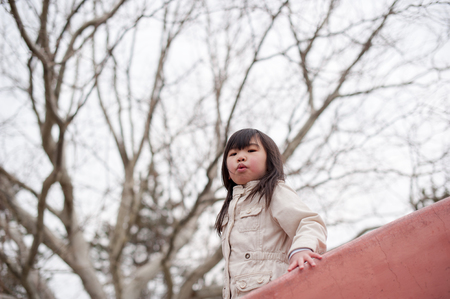lejos: Los niños ven ahora