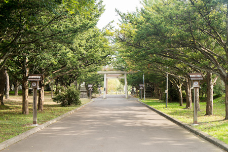 rites: Torii and precincts