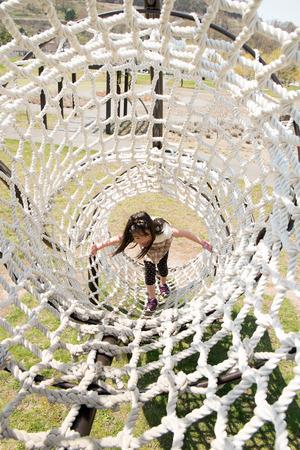 children play: Children play in the playground