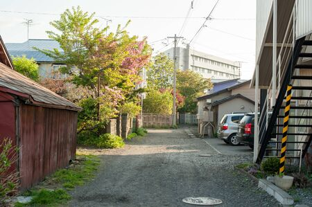 alley: Alley