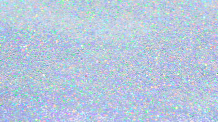 Background of multicolored glitter look beautiful.