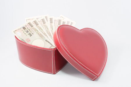 ostentatious: Love and money