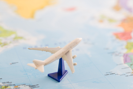 Trip by airplane