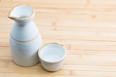 sake: Sake Stock Photo