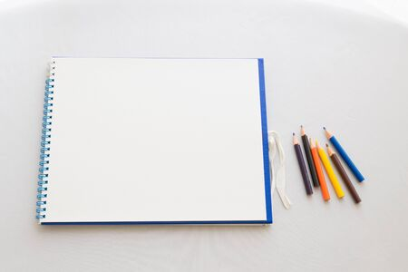 copy writing: Image of the sketching