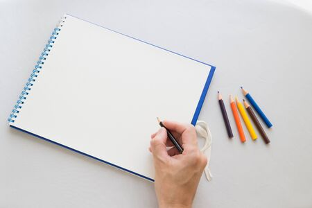 writing instrument: Image of the sketching