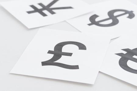 gb pound: Pound, euro, dollar, yen