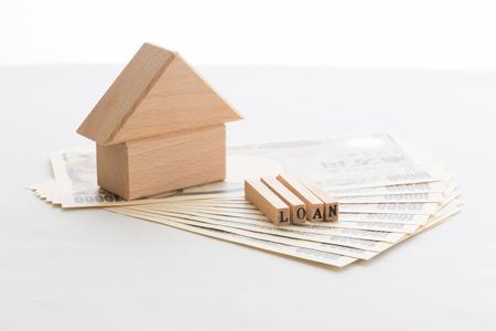 Afbeelding van het huis lening